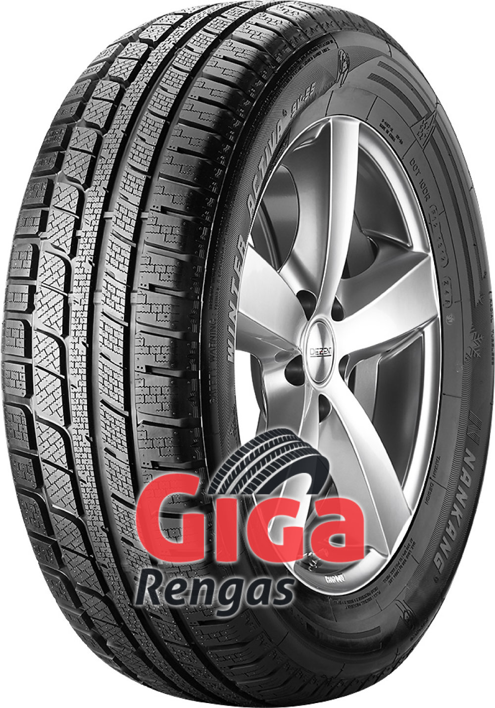 Nankang Winter Activa SV-55 ( 245/65 R17 111T XL )