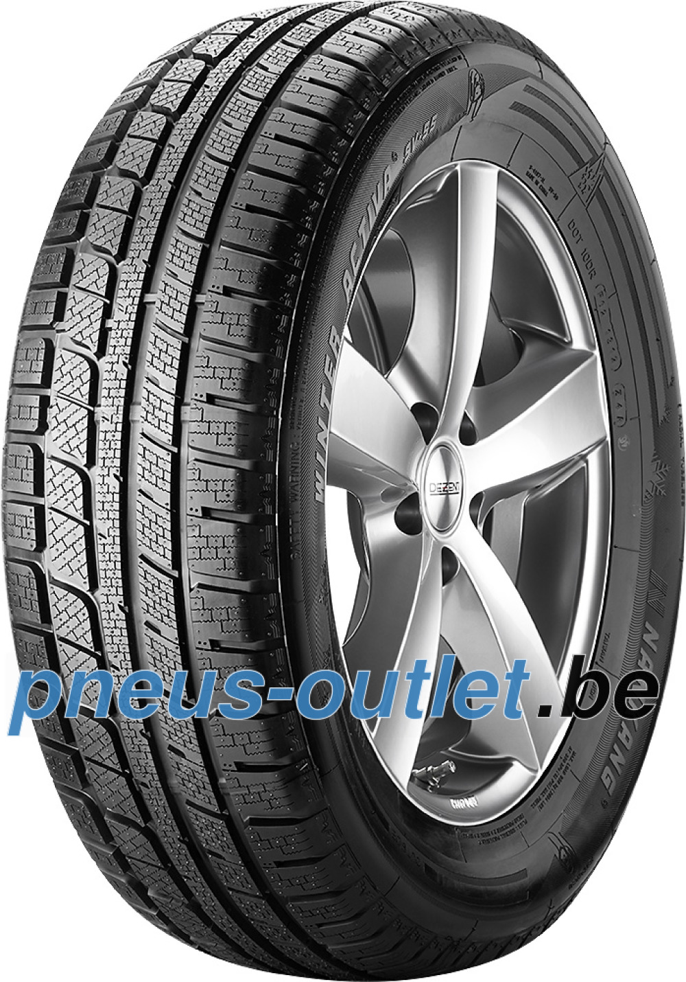 Nankang Winter Activa SV-55 ( 205/80 R16 104T XL )