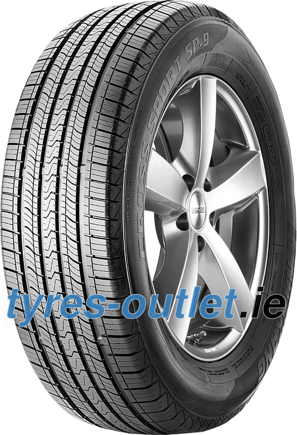 Nankang Cross Sport SP-9 ( 235/55 R18 104V XL )