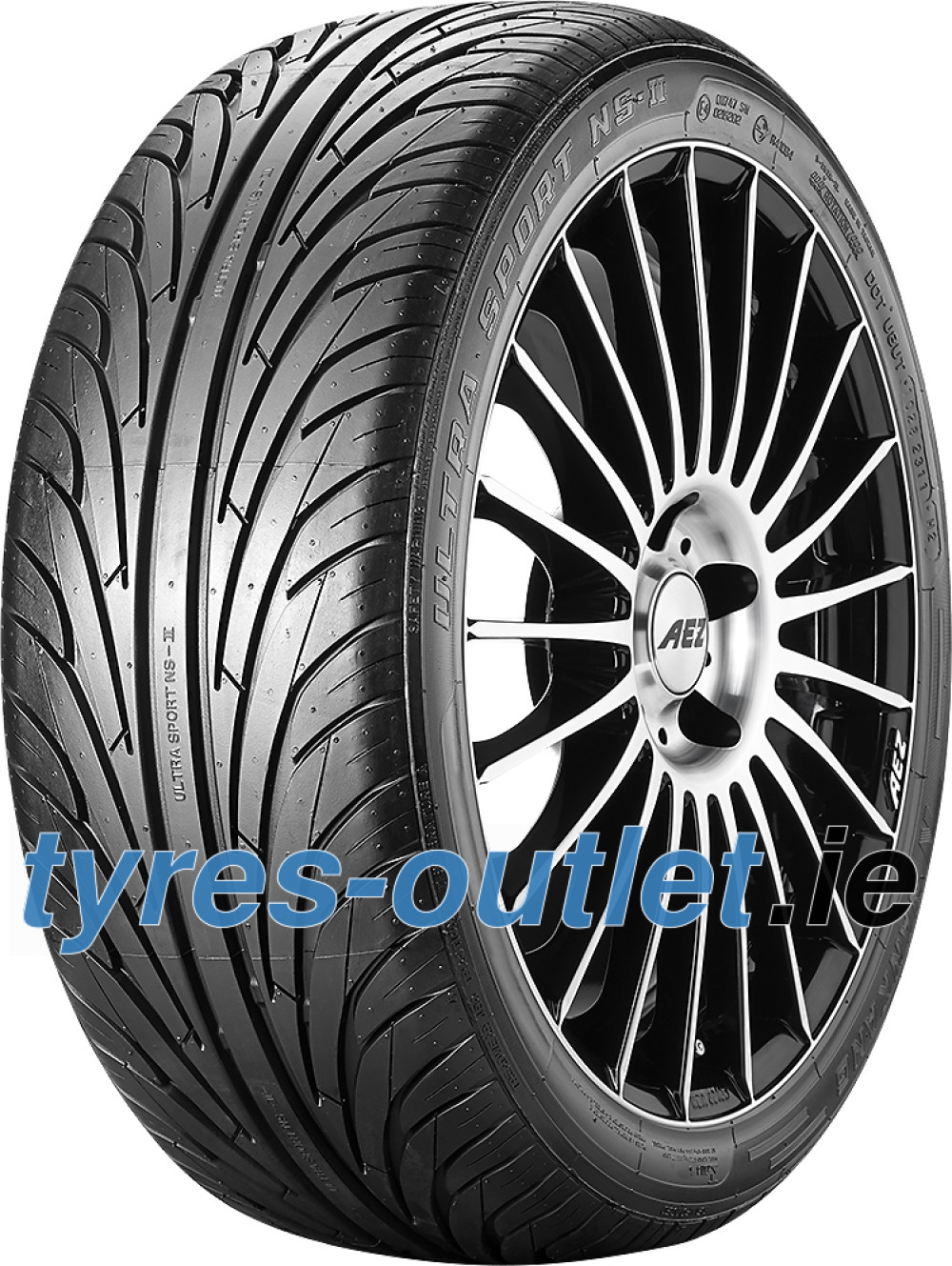 Nankang Ultra Sport NS-2 ( 215/40 ZR16 86W XL with rim protection (MFS) )