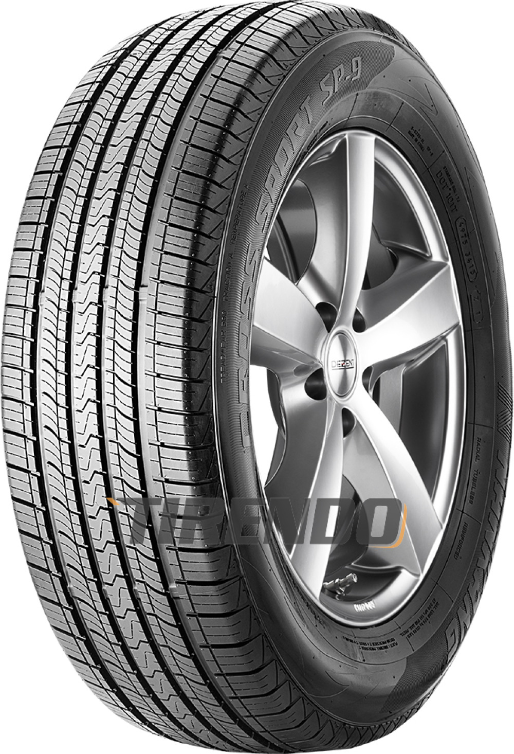 Nankang Cross Sport SP-9 ( 235/50 R18 101V XL )