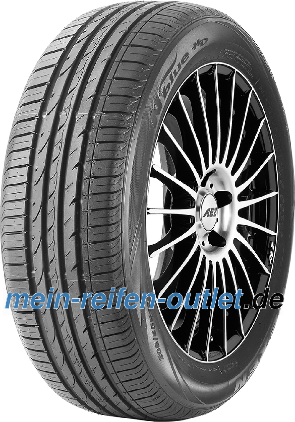 Nexen N blue HD ( 205/60 R16 92V )