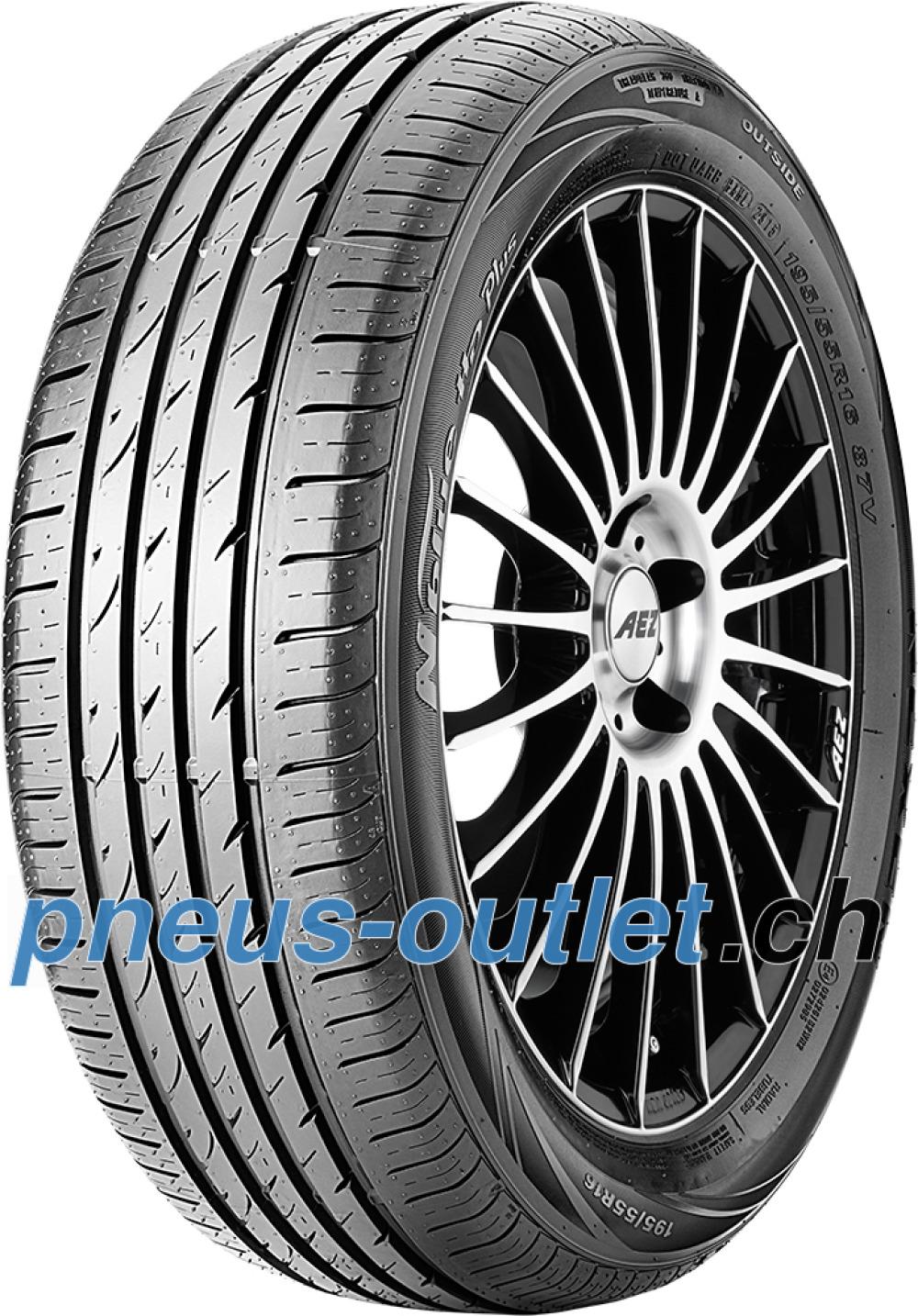 Nexen N blue HD Plus ( 165/65 R14 79H 4PR )