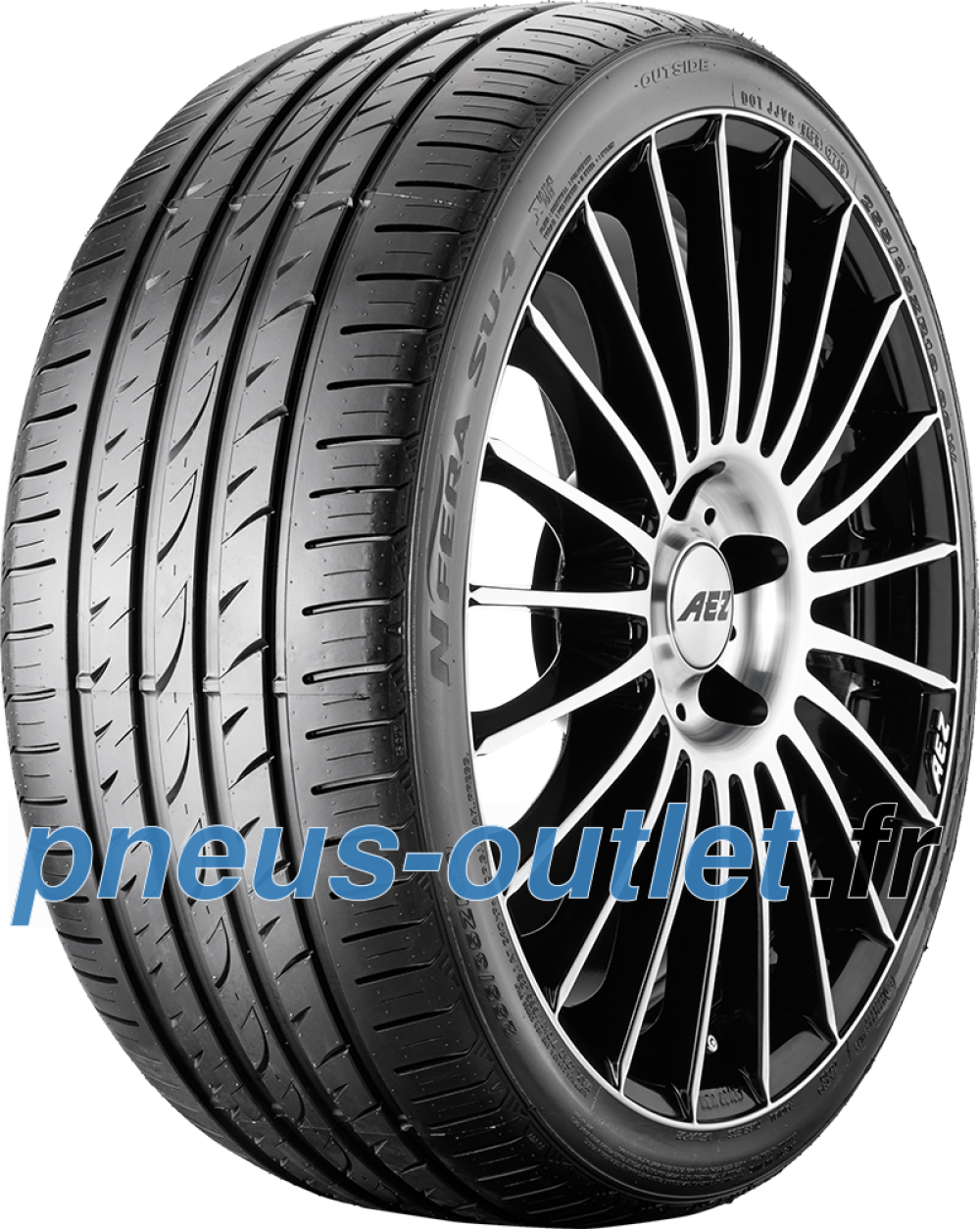 Nexen N Fera SU4 ( 255/35 R18 94W XL )
