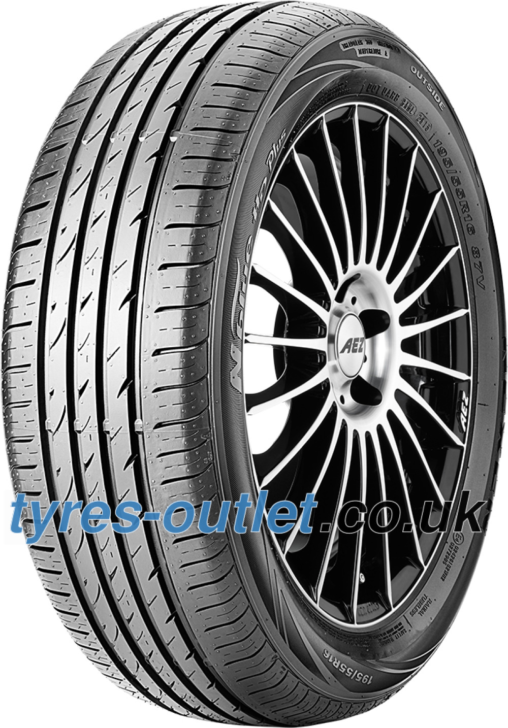 Nexen N blue HD Plus ( 225/55 R16 99H XL 4PR )