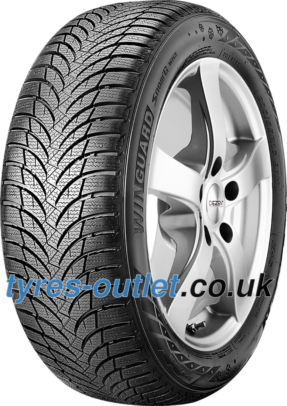 Nexen Winguard SnowG WH2 ( 195/65 R15 95T XL )