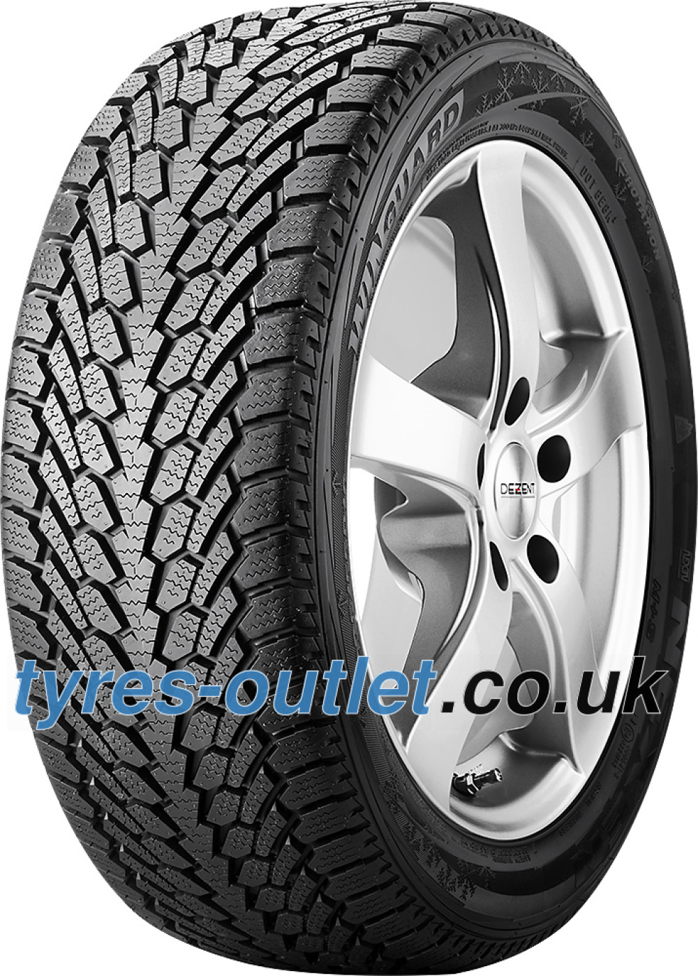 Nexen Winguard ( 255/55 R18 109V XL , RPB, SUV )