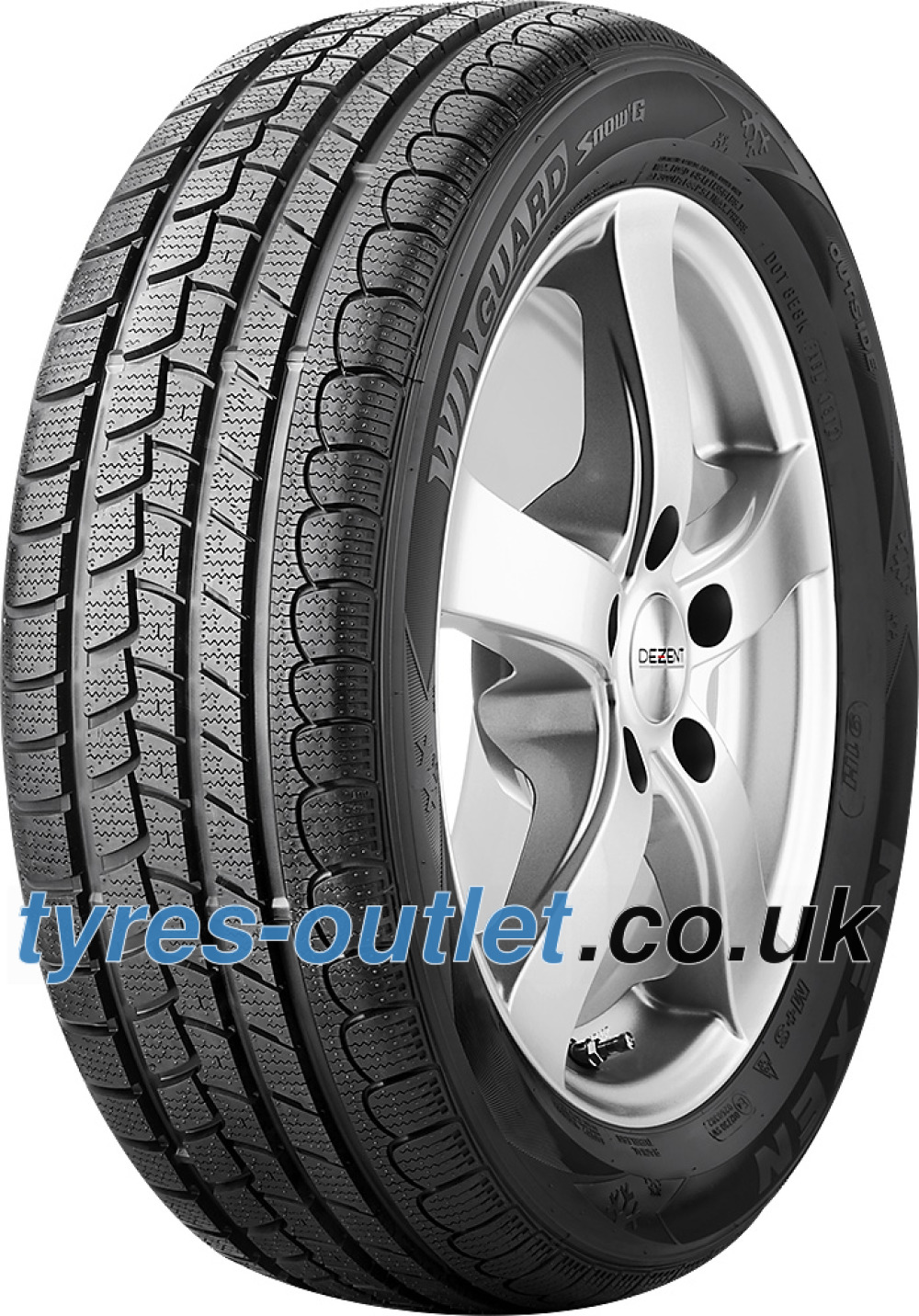 Nexen Winguard SnowG ( 205/65 R15 99T XL )