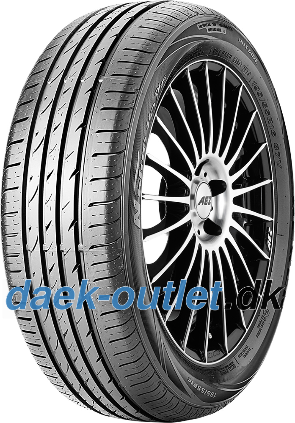 Nexen N blue HD Plus ( 195/65 R15 91V 4PR )