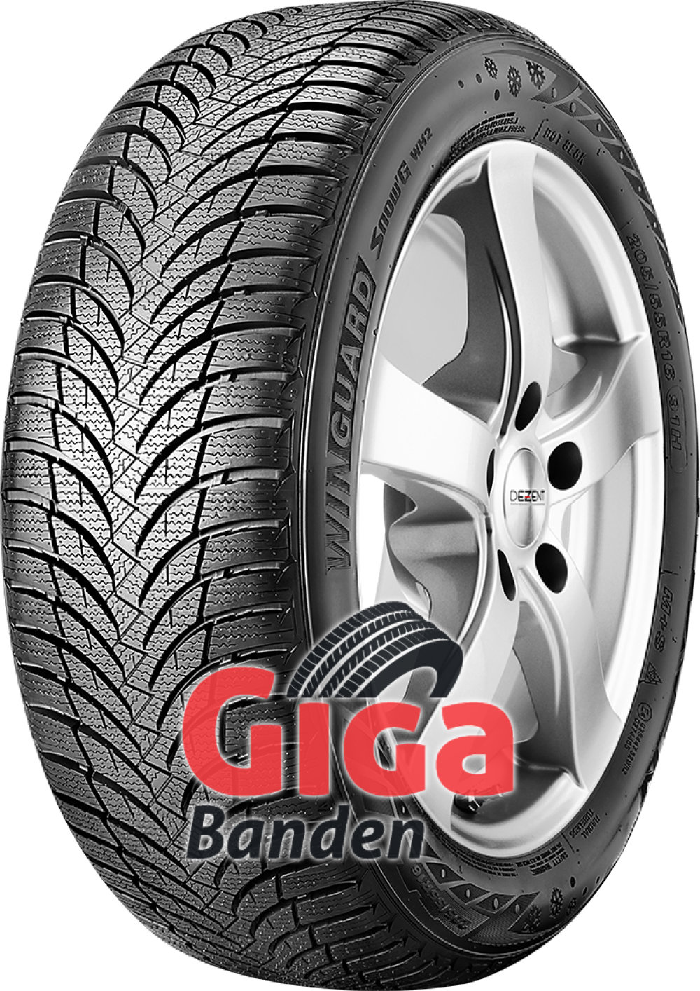 Nexen Winguard SnowG WH2 ( 185/55 R16 87T XL )