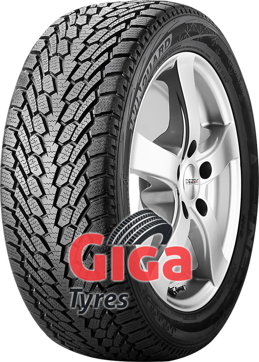 Nexen Winguard ( 255/60 R18 112H XL SUV )