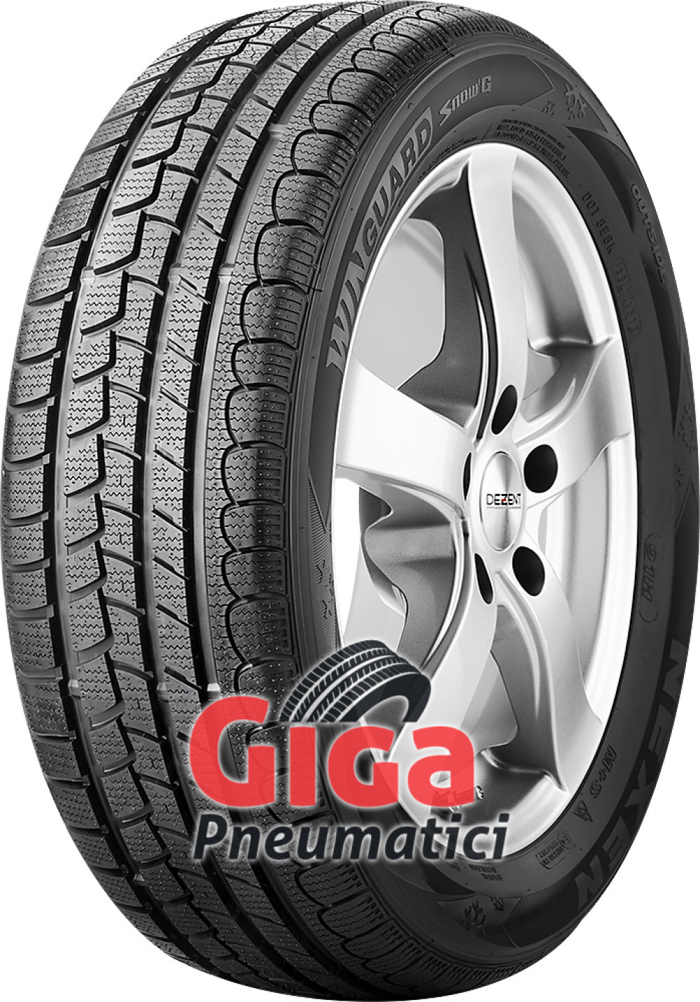 Nexen Winguard SnowG ( 195/55 R15 89H XL )