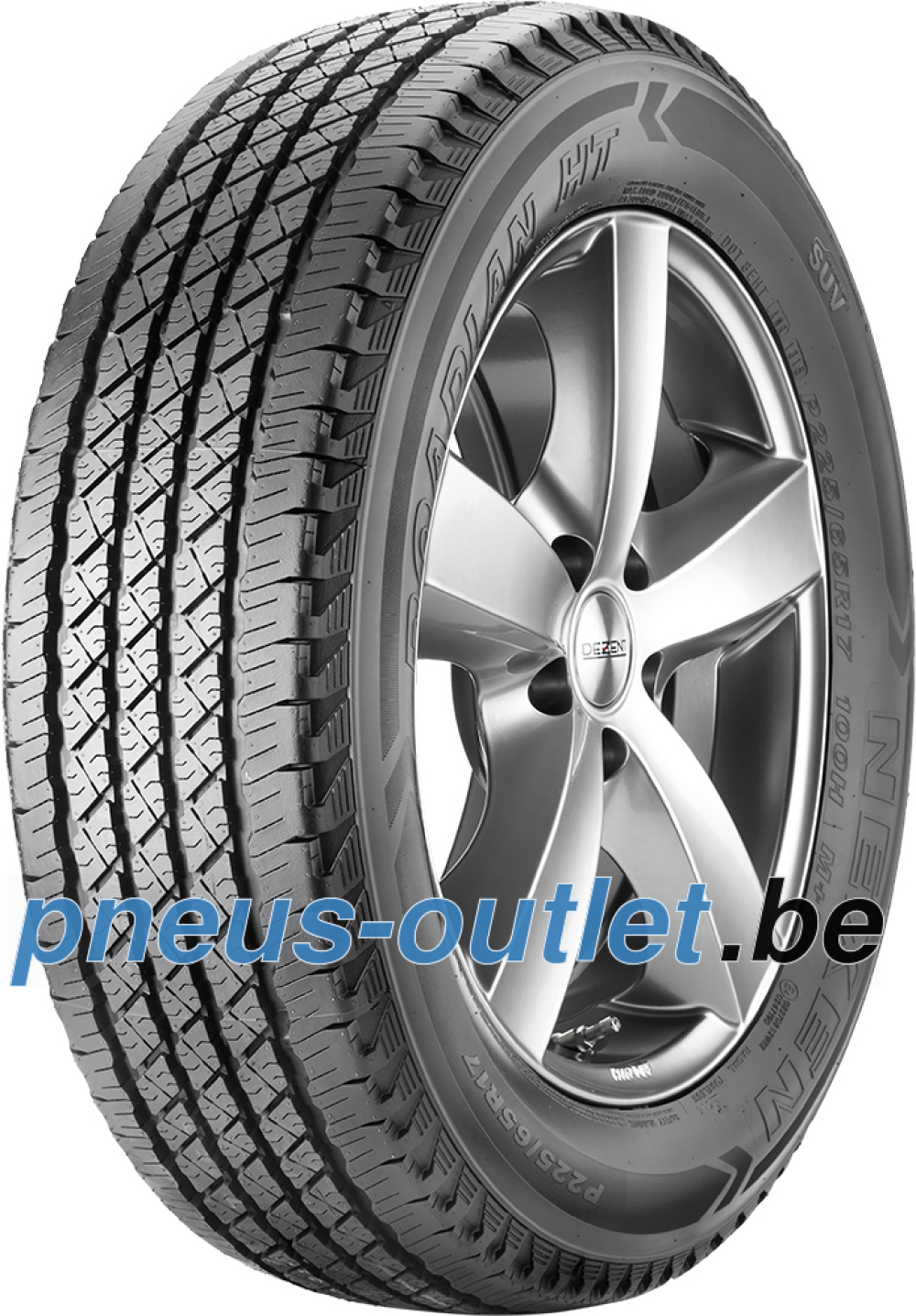 Nexen Roadian HT ( 265/70 R15 112S )