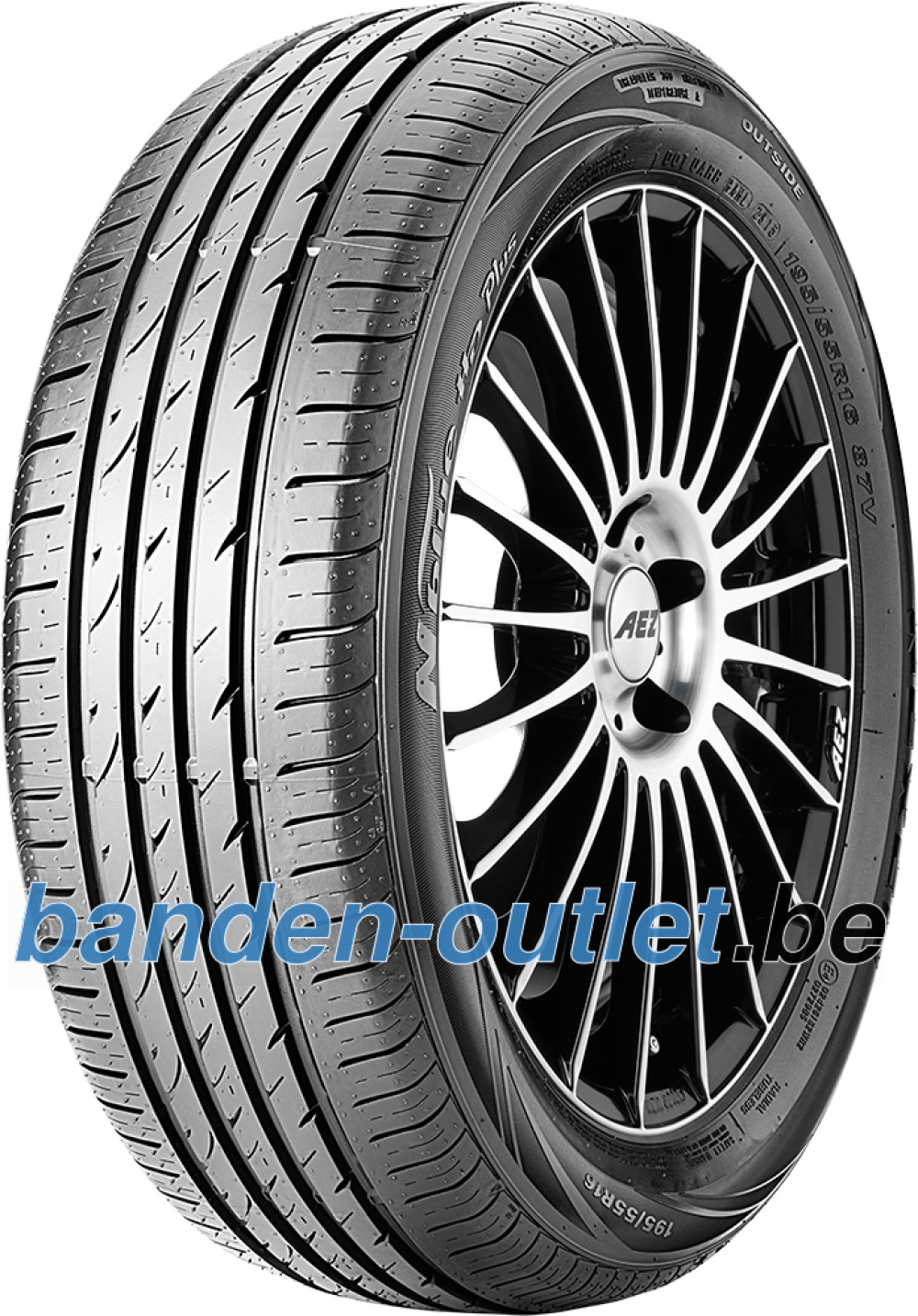 Nexen N blue HD Plus ( 205/60 R16 92H 4PR )