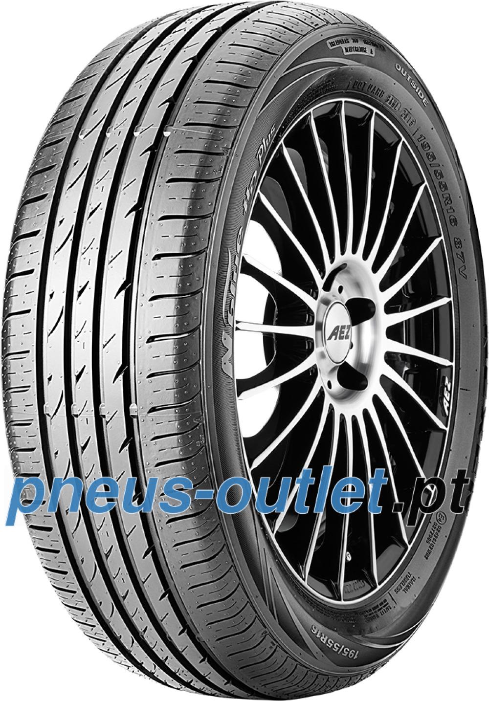 Nexen N blue HD Plus ( 185/55 R15 82V 4PR )