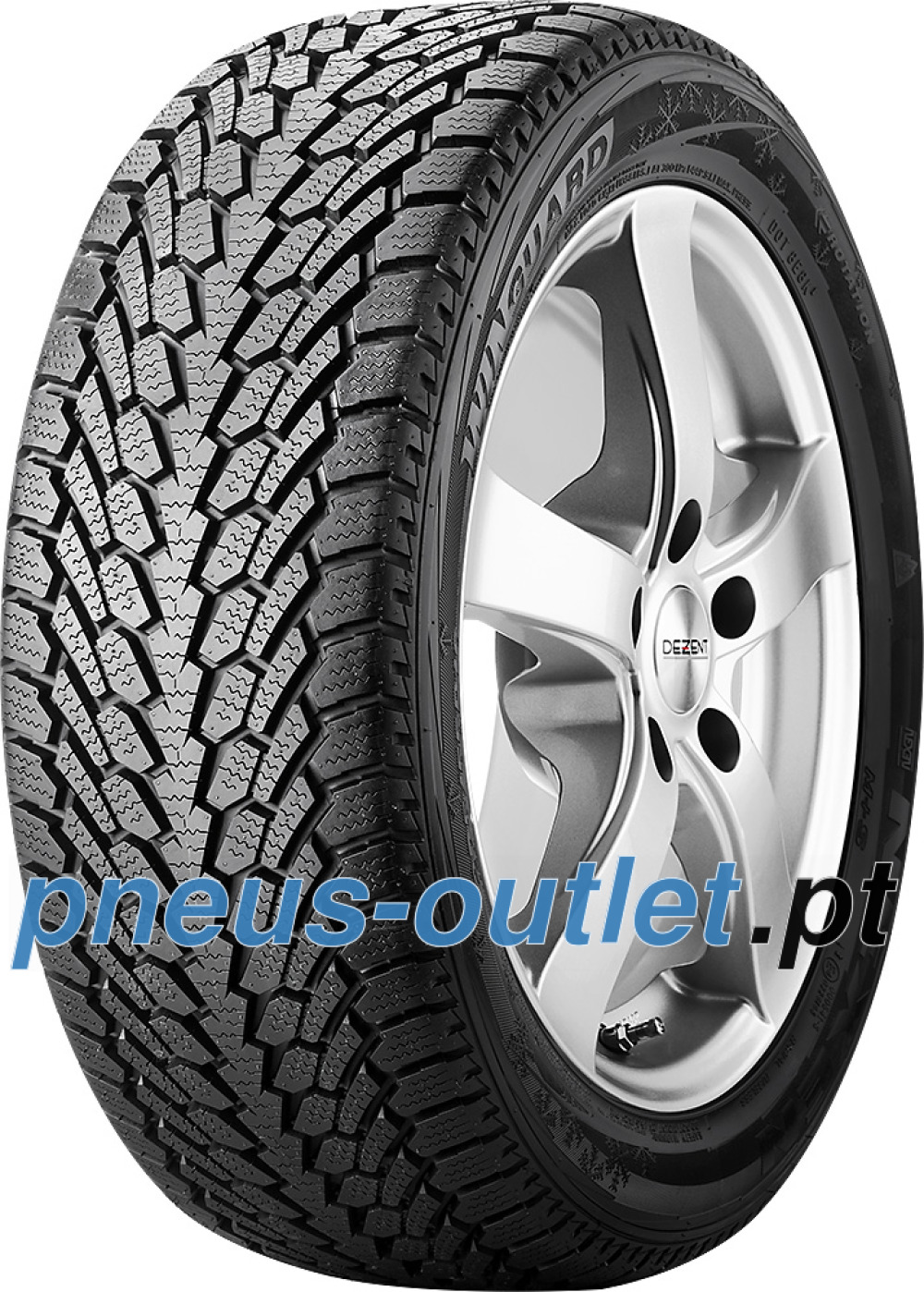 Nexen Winguard ( 245/65 R17 107H , SUV )