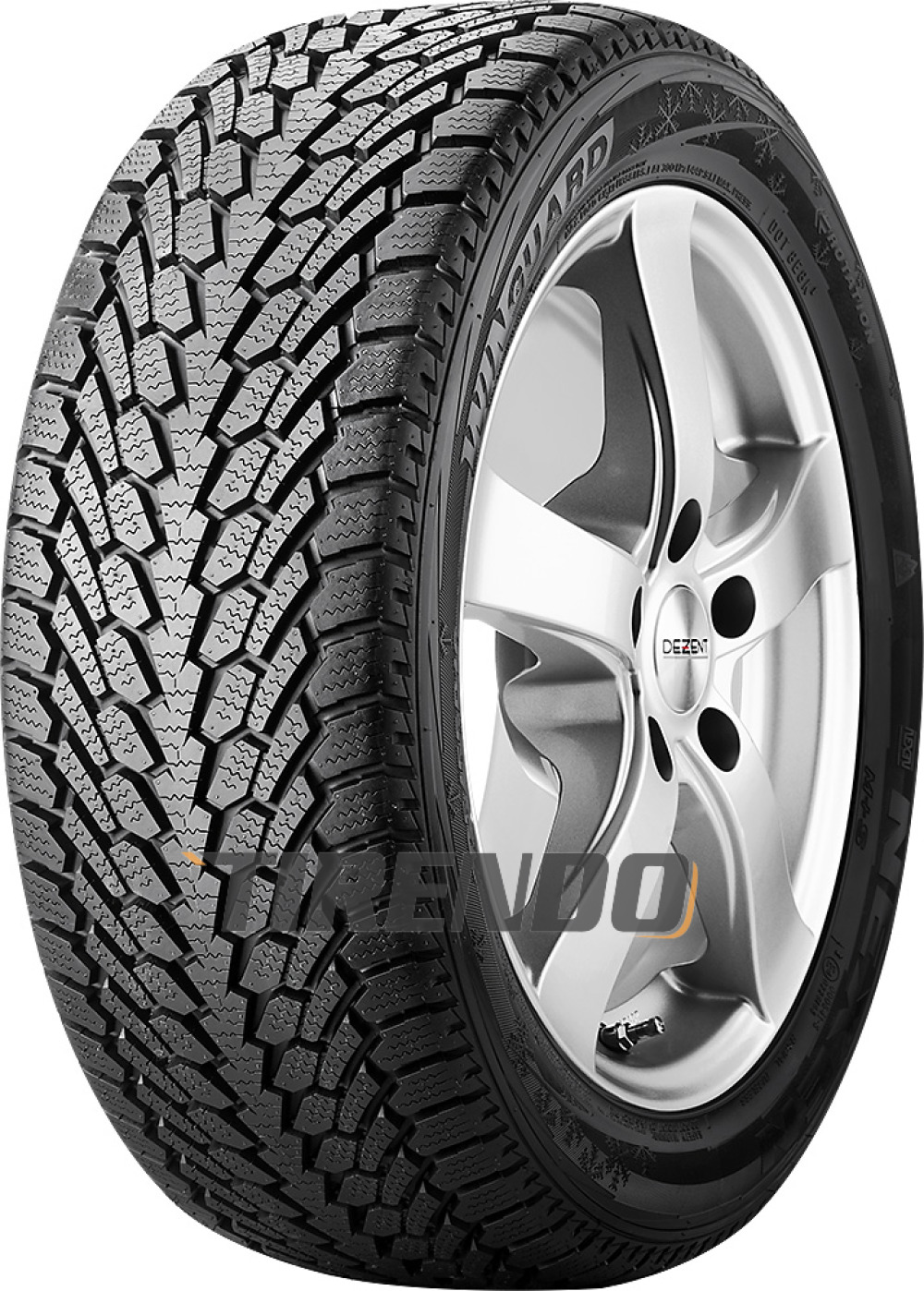 Nexen Winguard ( 235/50 R18 101V XL , RPB, SUV )