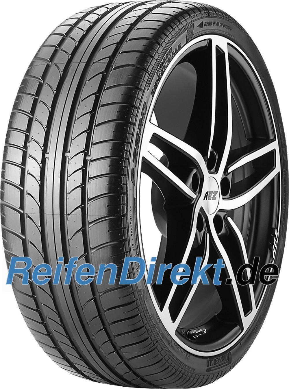 Pirelli P Zero Rosso Direzionale ( 245/40 ZR19 (98Y) XL mit Felgenschutz (MFS) )