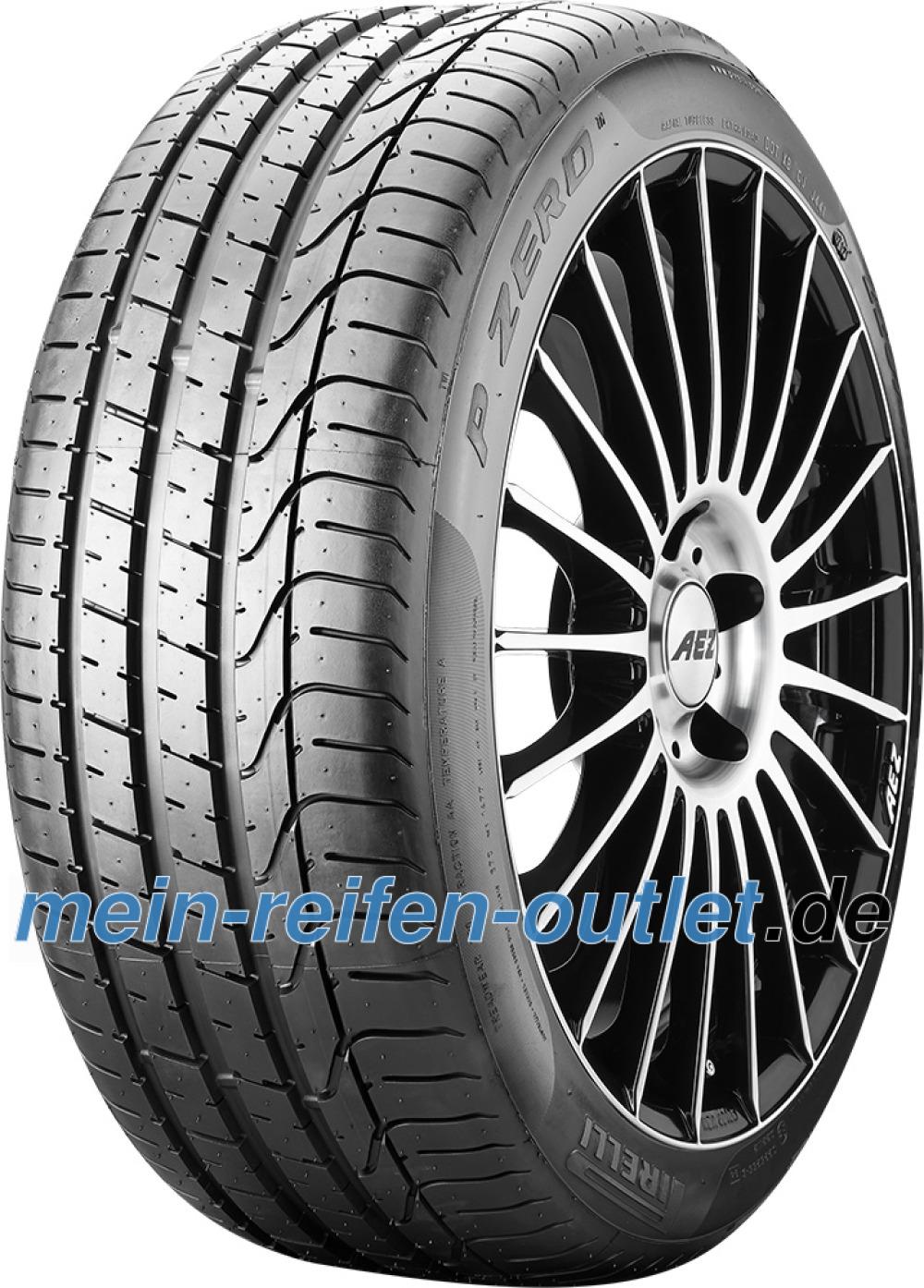 Pirelli P Zero runflat ( 275/35 R20 102Y XL *, mit Felgenschutz (MFS), runflat )