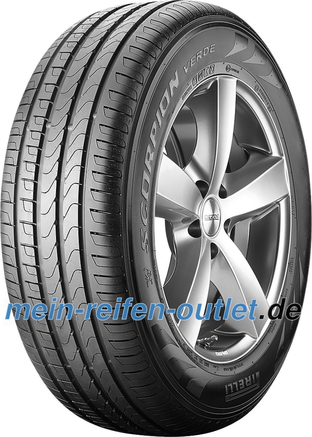Pirelli Scorpion Verde ( 275/50 R20 109W ECOIMPACT, MO, mit Felgenschutz (MFS) )