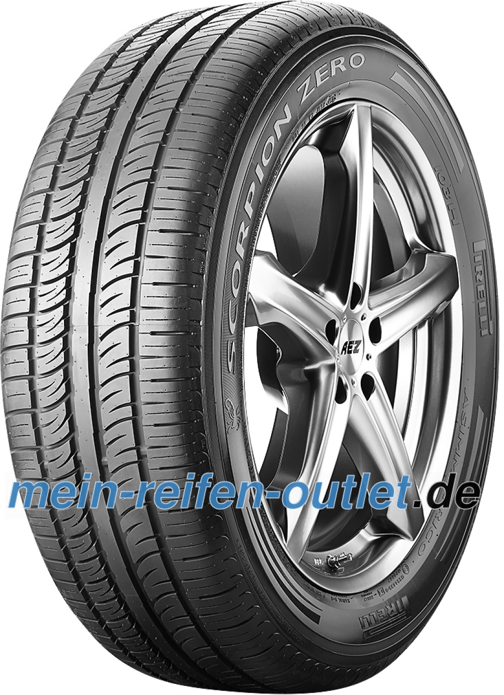 Pirelli Scorpion Zero Asimmetrico ( 235/60 R18 103V , VOL )