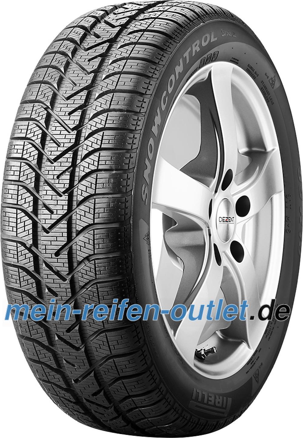 Pirelli W 210 Snowcontrol Serie II ( 185/55 R15 86H XL ECOIMPACT )