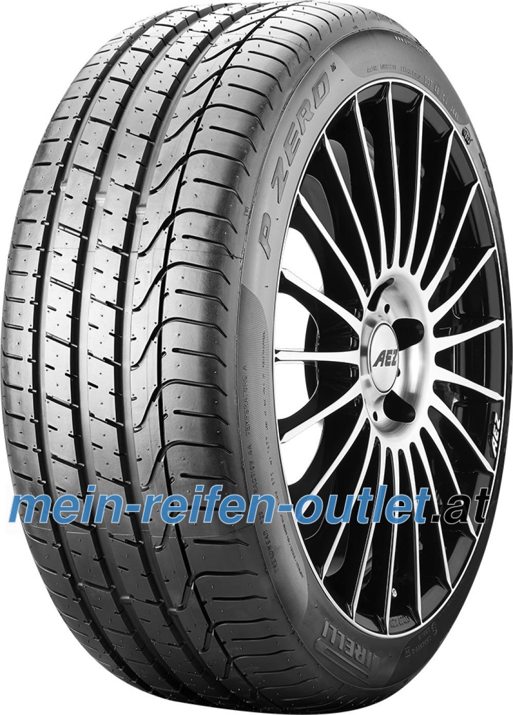 Pirelli P Zero runflat ( 205/50 R17 89V *, mit Felgenschutz (MFS), runflat )