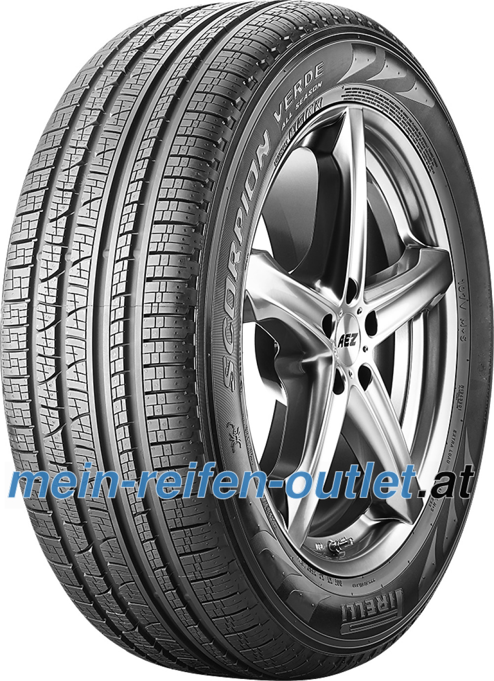 Pirelli Scorpion Verde All-Season ( 255/55 R19 111V XL , N0 )