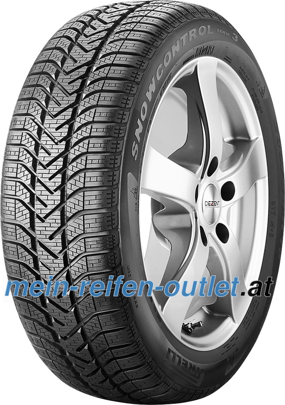 Pirelli W 210 Snowcontrol Serie III ( 195/50 R15 82H ECOIMPACT )