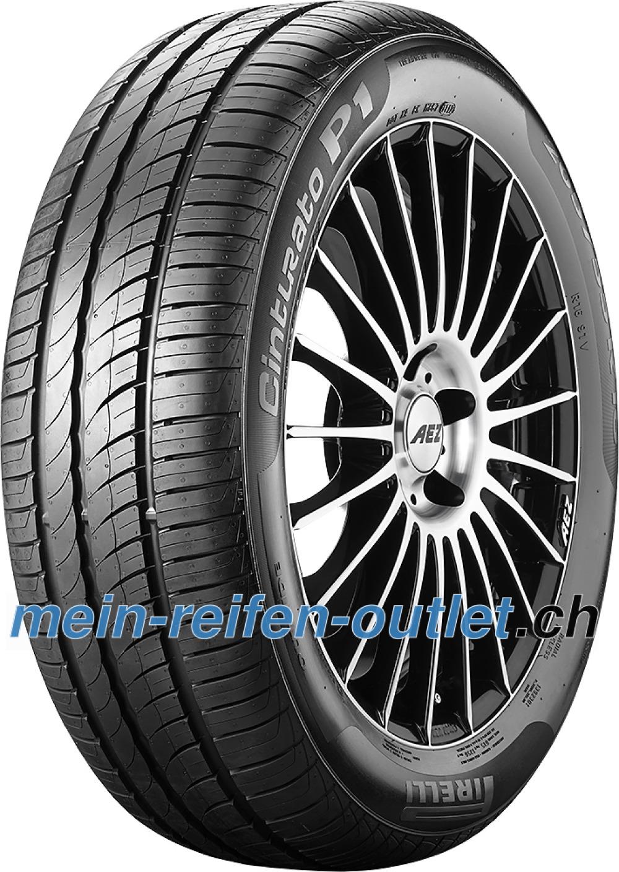 Pirelli Cinturato P1 RFT ( 195/55 R16 87H runflat, *, ECOIMPACT, mit Felgenschutz (MFS) )