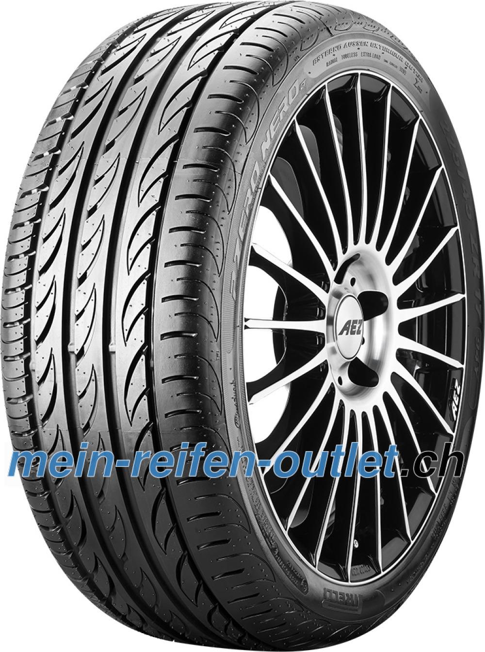 Pirelli P Zero Nero GT ( 205/45 R17 88V XL mit Felgenschutz (MFS) )