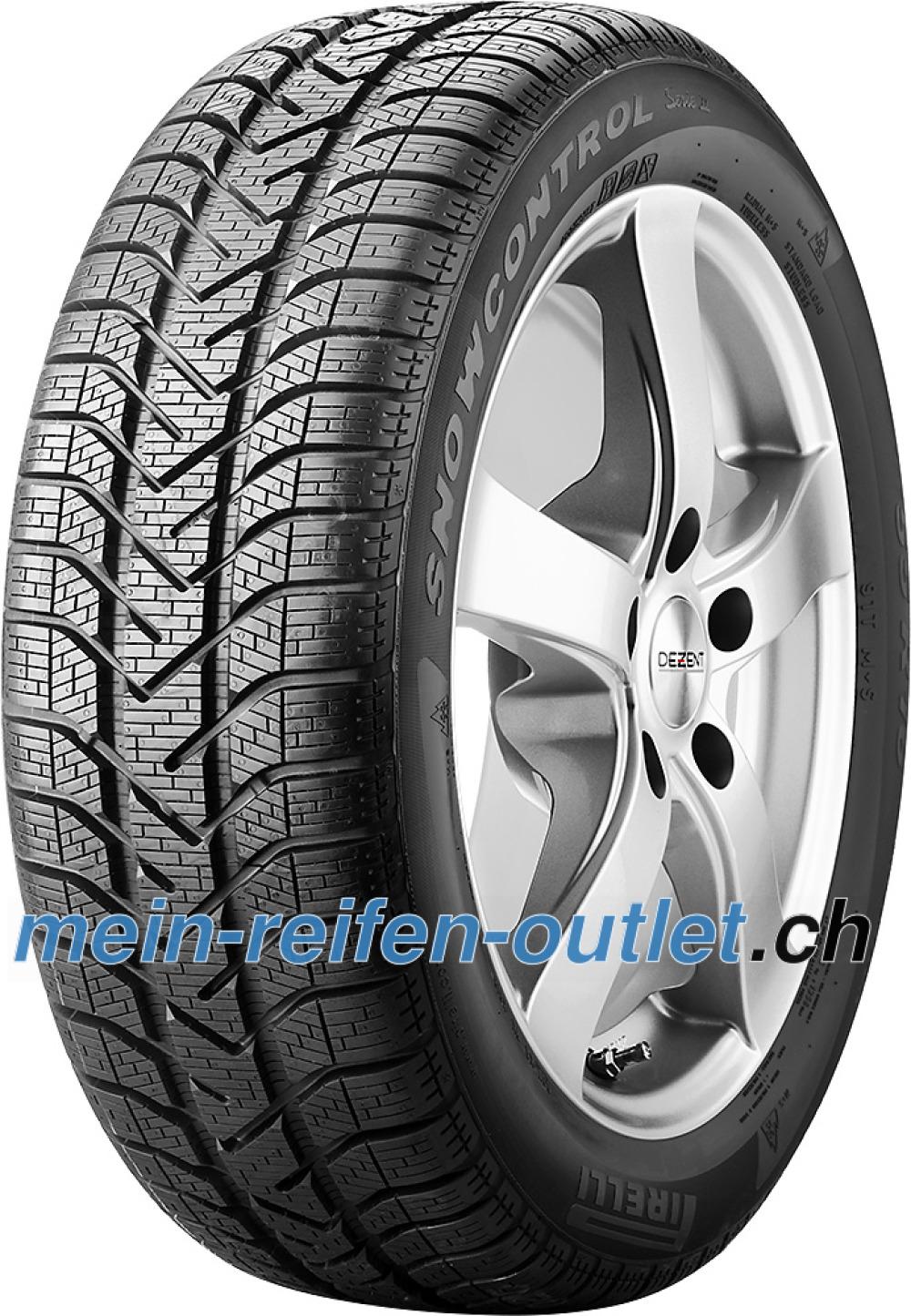 Pirelli W 190 Snowcontrol Serie II ( 165/70 R14 81T ECOIMPACT )
