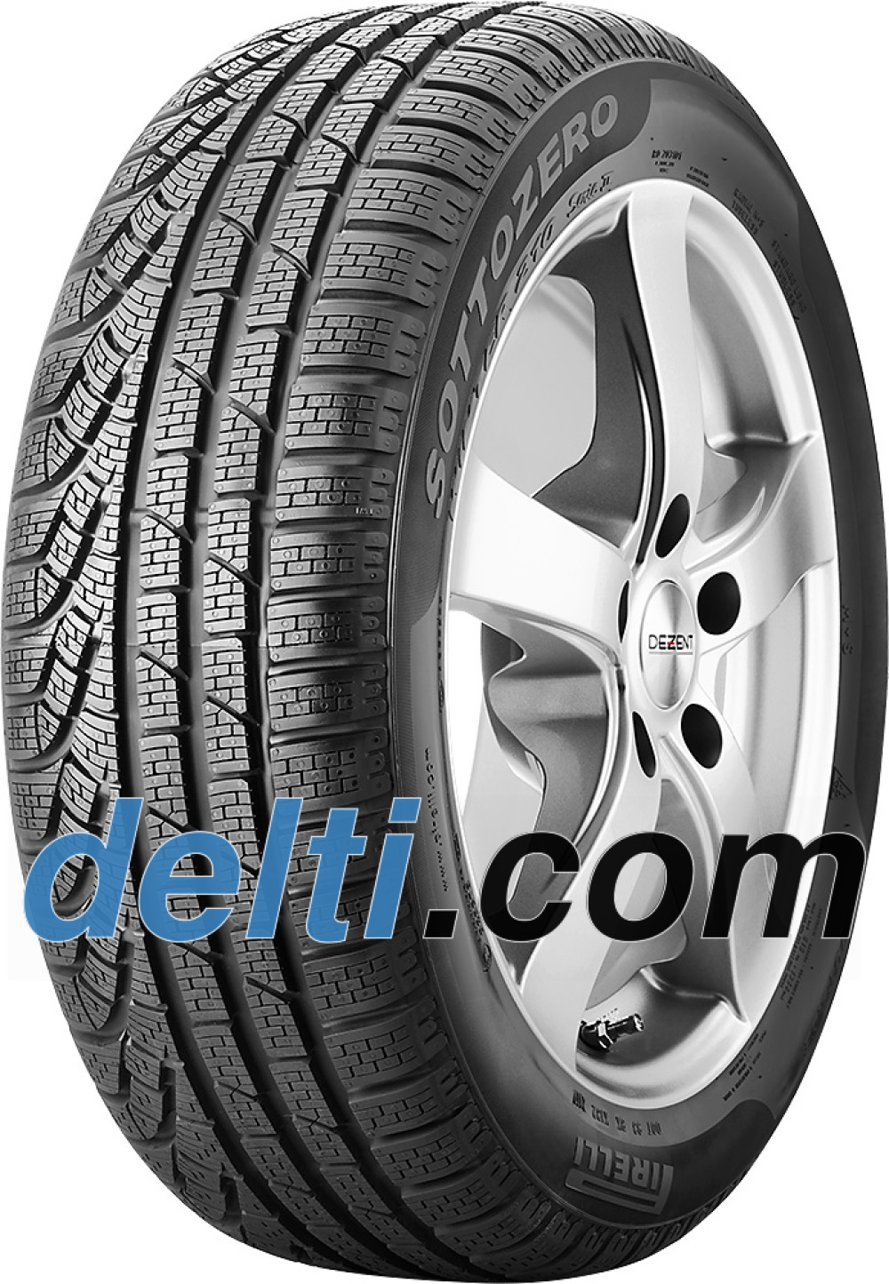 Pirelli W 210 SottoZero S2 ( 225/55 R17 97H AO, mit Felgenschutz (MFS) )