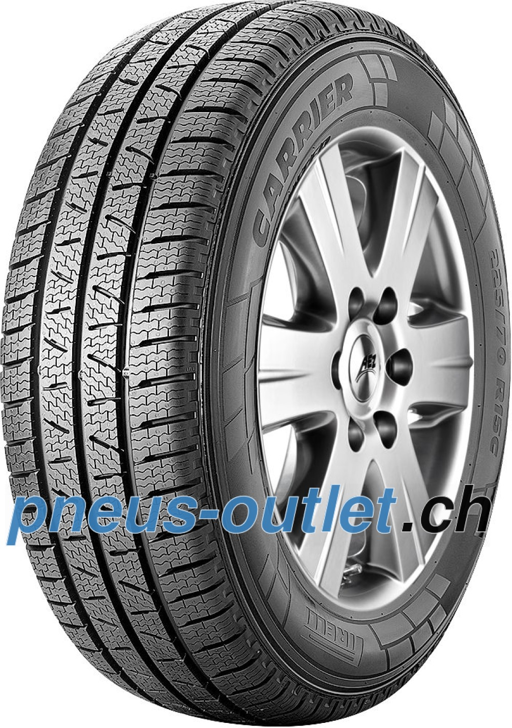 Pirelli Carrier Winter ( 225/70 R15C 112/110R )