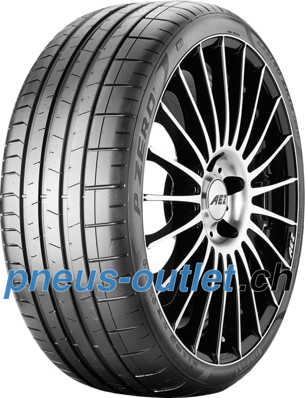 Pirelli P Zero SC ( 305/35 R19 (102Y) L, avec protège-jante (MFS) )