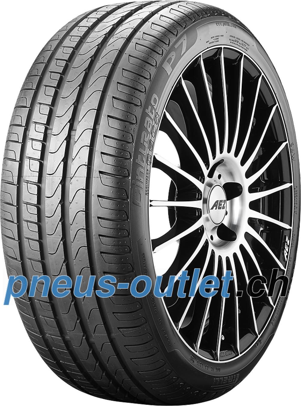 Pirelli Cinturato P7 ( 245/50 R18 100Y *, ECOIMPACT, avec protège-jante (MFS) )