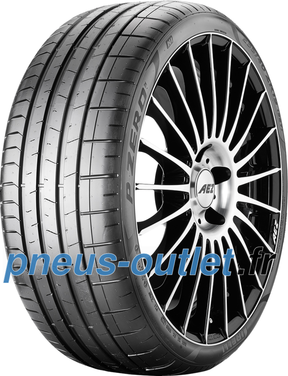 Pirelli P Zero SC ( 235/45 ZR18 (98Y) XL )