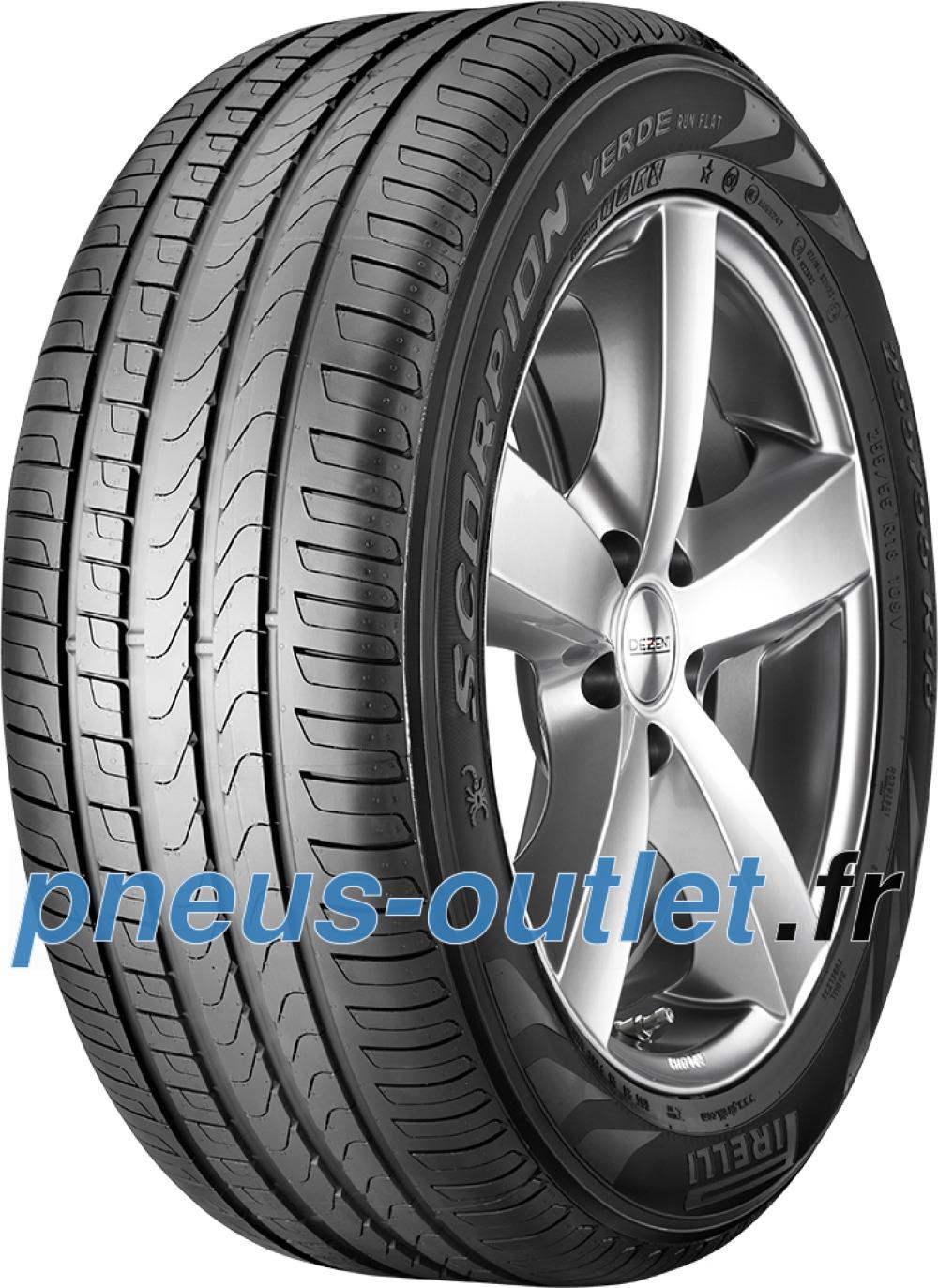 Pirelli Scorpion Verde runflat ( 235/55 R19 101V ECOIMPACT, MOE, avec protège-jante (MFS), runflat )