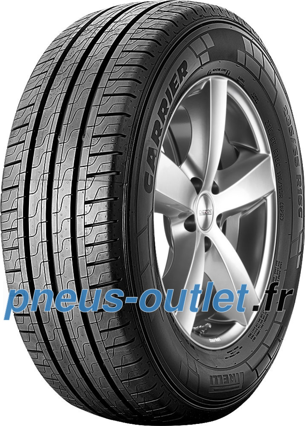 Pirelli Carrier ( 225/60 R16C 111/109T Double marquage 105H )