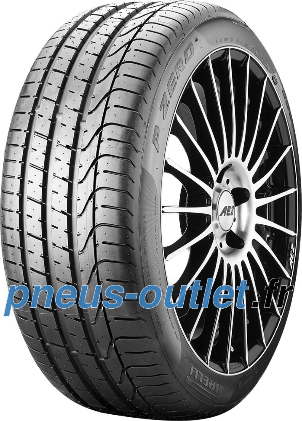 Pirelli P Zero runflat ( 275/40 R19 101Y MOE, avec protège-jante (MFS), runflat )