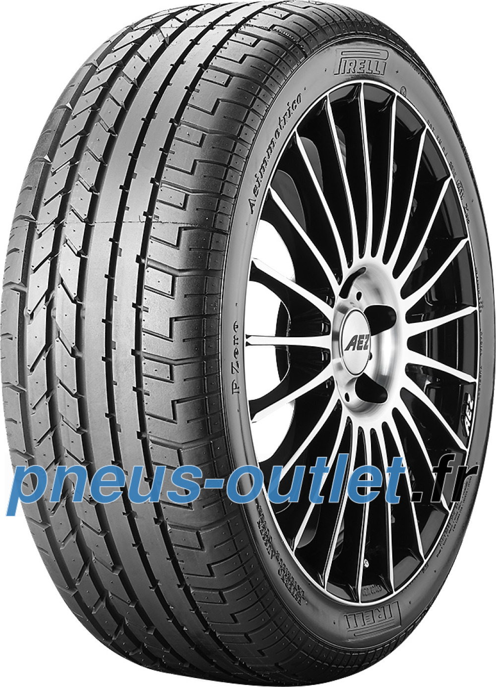 Pirelli P Zero Asimmetrico ( 335/30 ZR18 102Y )