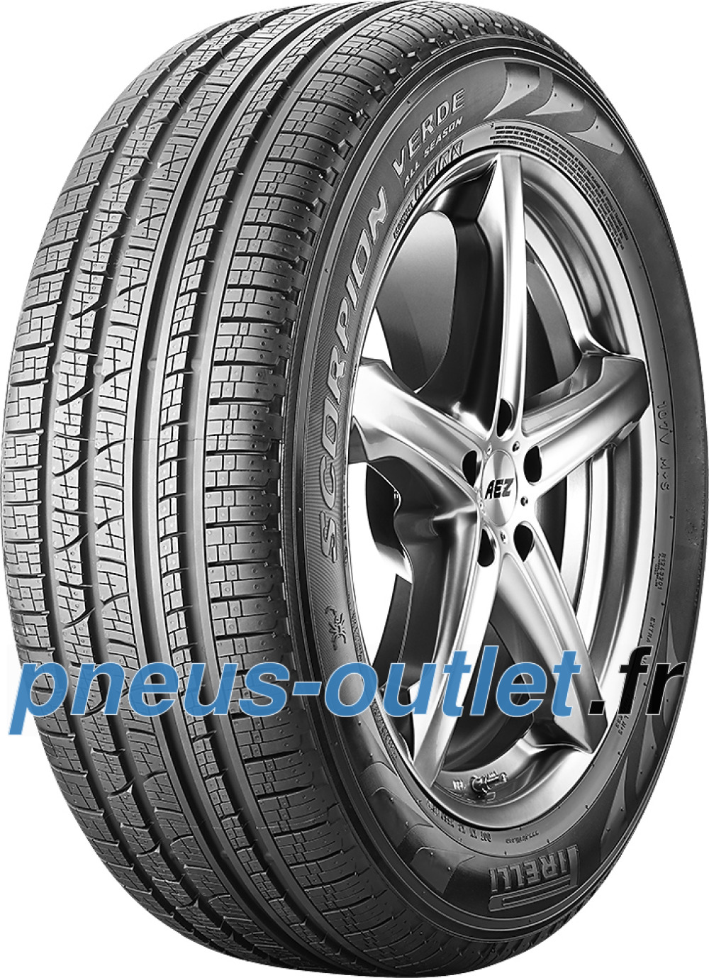 Pirelli Scorpion Verde All-Season ( P235/50 R18 97V )