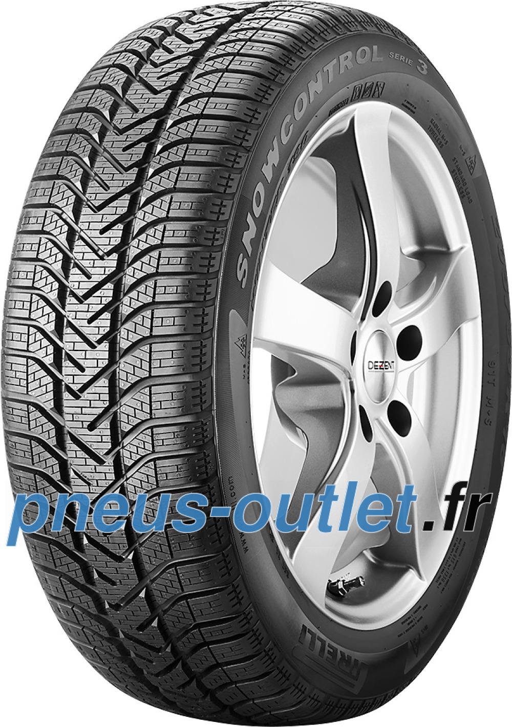 Pirelli W 190 Snowcontrol Serie III ( 195/65 R15 95T XL ECOIMPACT )