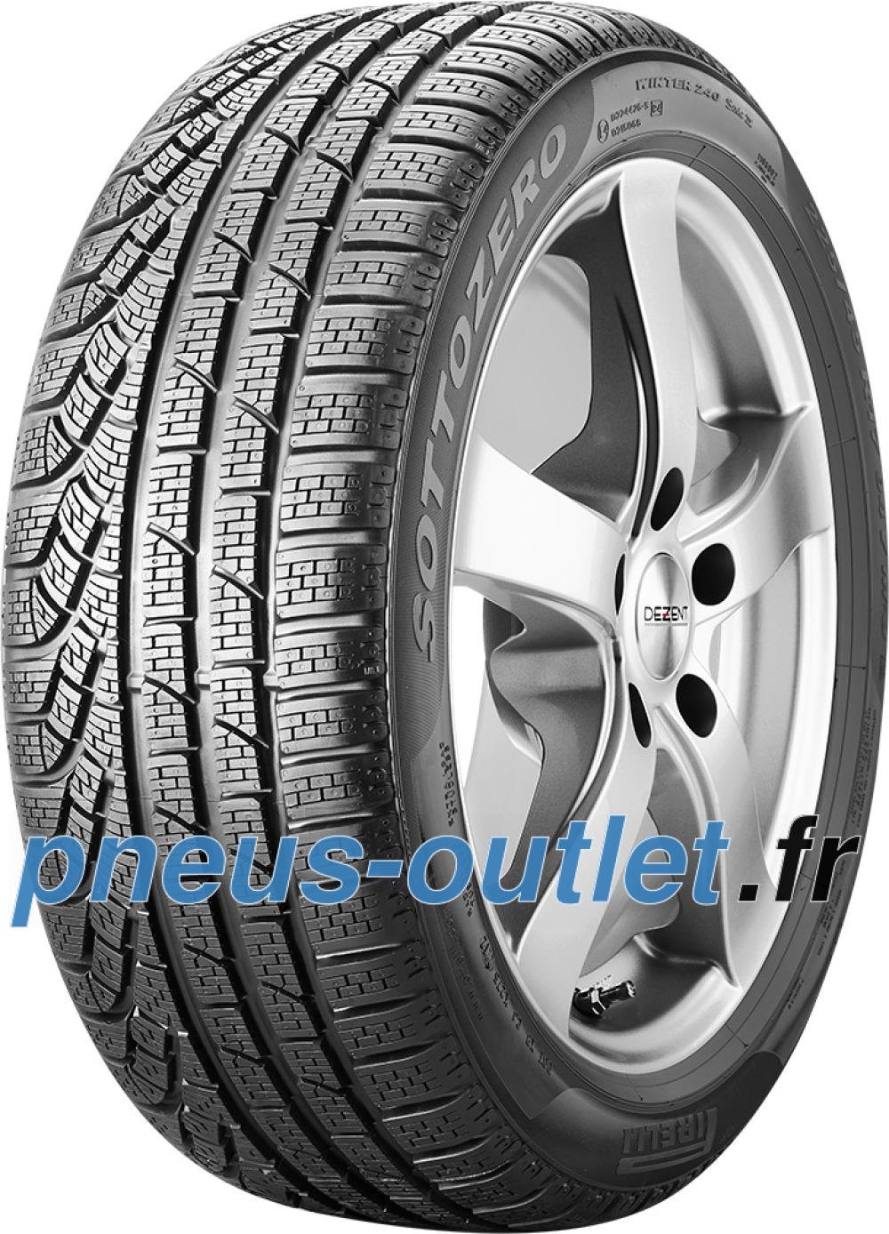 Pirelli W 270 SottoZero S2 ( 235/45 R20 100W XL , avec protège-jante (MFS) )