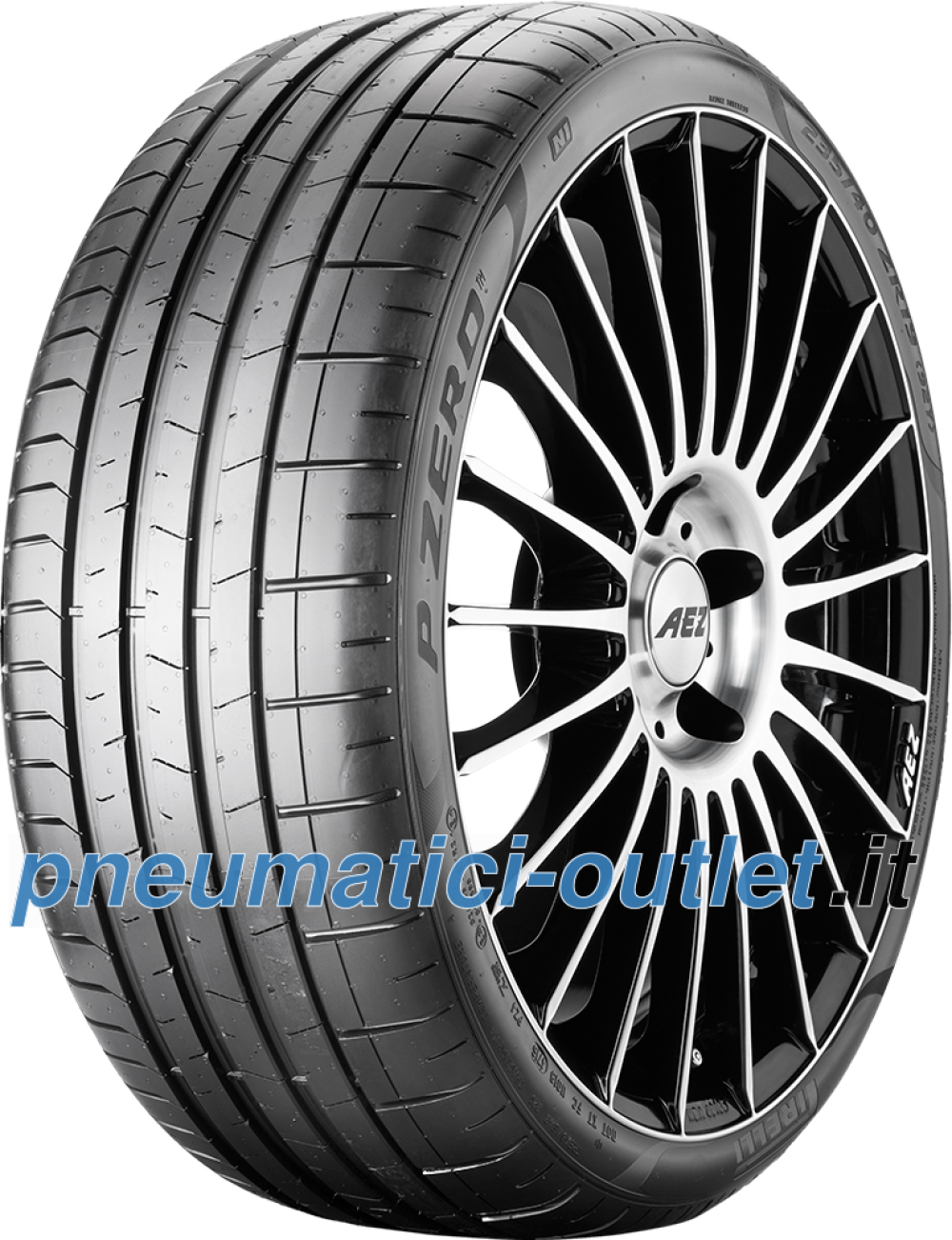 Pirelli P Zero SC ( 235/35 ZR20 (88Y) N1, con protezione del cerchio (MFS) )