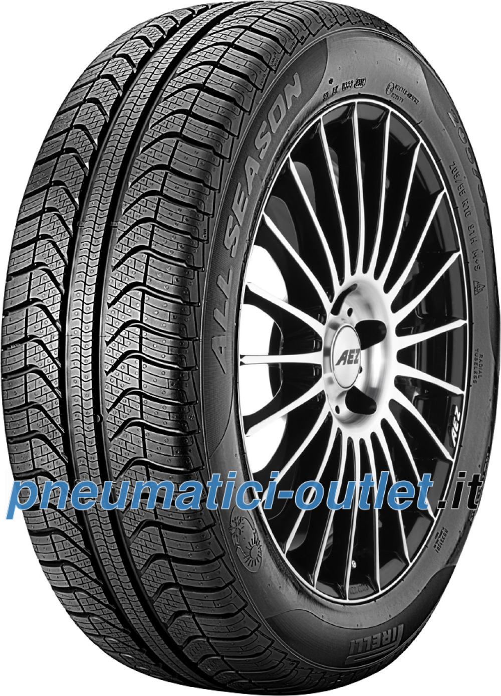 Pirelli Cinturato All Season ( 225/45 R17 94V XL , Seal Inside )