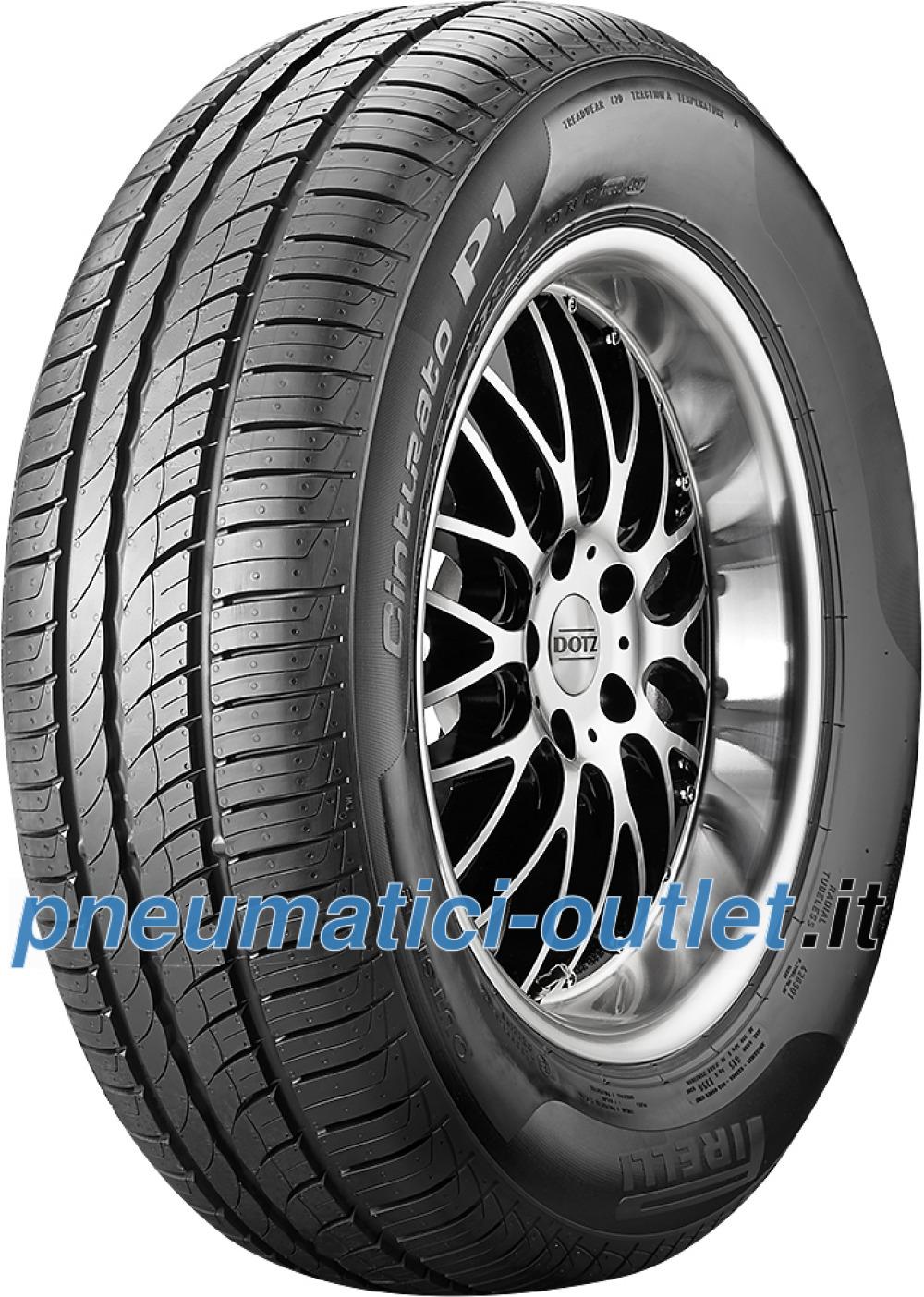 Pirelli Cinturato P1 Verde ( 215/50 R17 95V XL ECOIMPACT, con protezione del cerchio (MFS) )