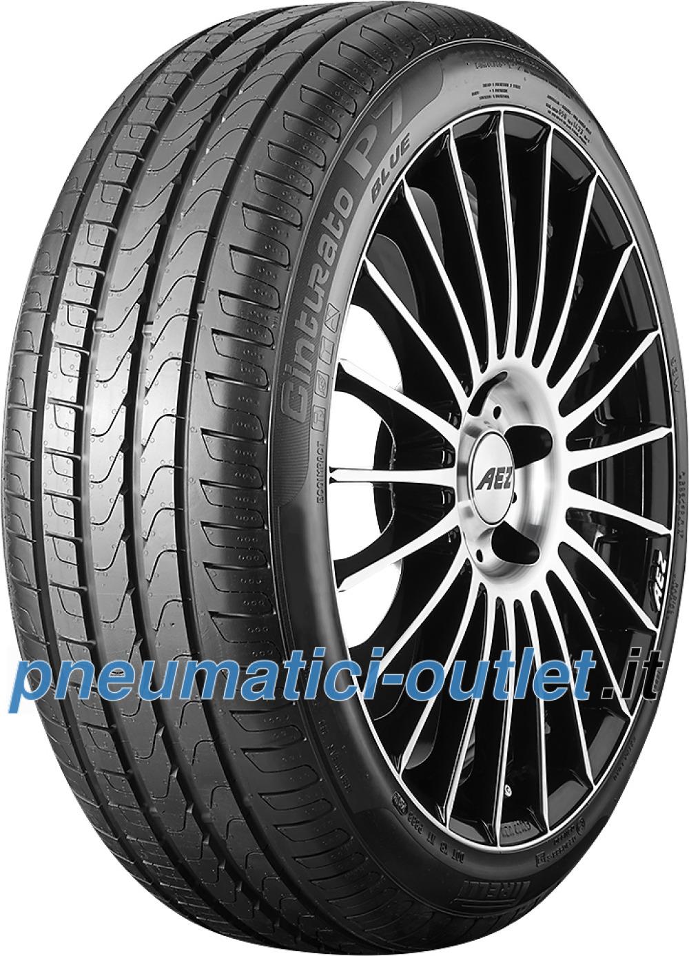 Pirelli Cinturato P7 Blue ( 245/45 R17 99Y XL ECOIMPACT, con protezione del cerchio (MFS) )