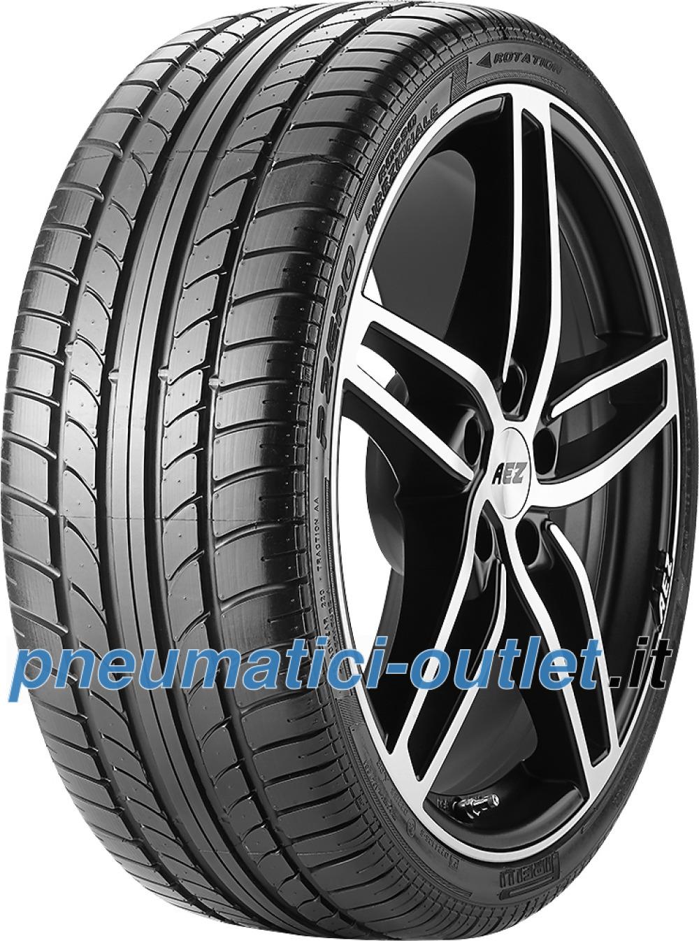 Pirelli P Zero Rosso Direzionale ( 245/40 ZR19 (98Y) XL con protezione del cerchio (MFS) )