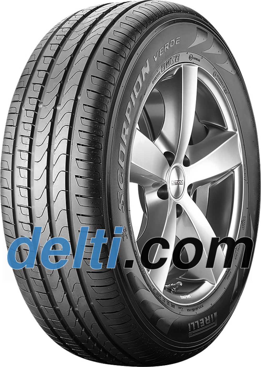 Pirelli Scorpion Verde ( 215/65 R17 99V ECOIMPACT )